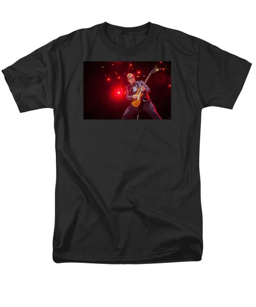 Men's T-Shirt  (Regular Fit) featuring the photograph Twisted Sister - Jay Jay French by Stefan Nielsen