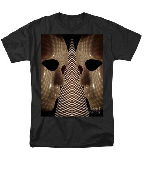 Two Faced Men's T-Shirt  (Regular Fit)
