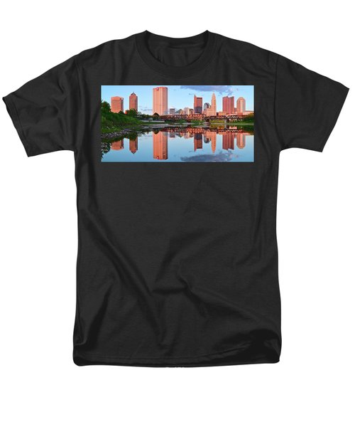 Men's T-Shirt  (Regular Fit) featuring the photograph Two Of Everything by Frozen in Time Fine Art Photography