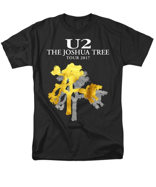 U2 Joshua Tree Men's T-Shirt  (Regular Fit) by Raisya Irawan