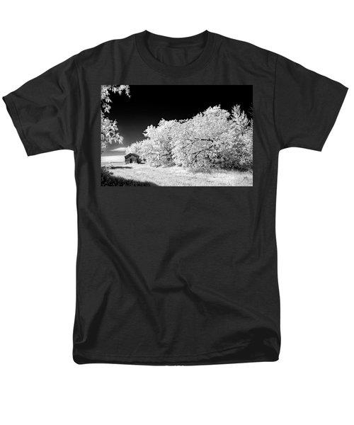 Under A Dark Sky Men's T-Shirt  (Regular Fit) by Dan Jurak
