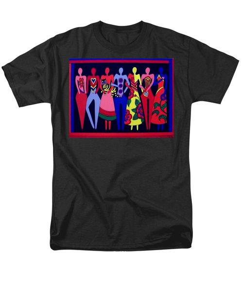 Unity 1 Men's T-Shirt  (Regular Fit)