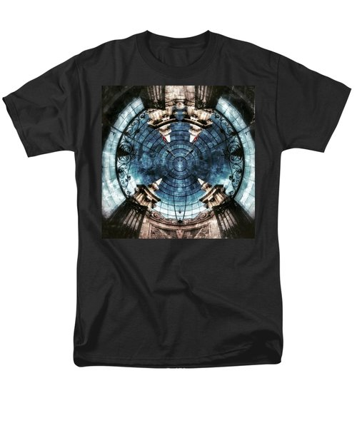 Unknown Gates Men's T-Shirt  (Regular Fit) by Jorge Ferreira
