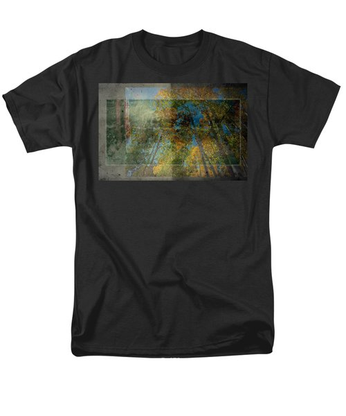 Unmanned Men's T-Shirt  (Regular Fit) by Mark Ross