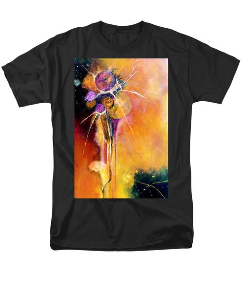 Men's T-Shirt  (Regular Fit) featuring the painting Unrequited Love by Jim Whalen