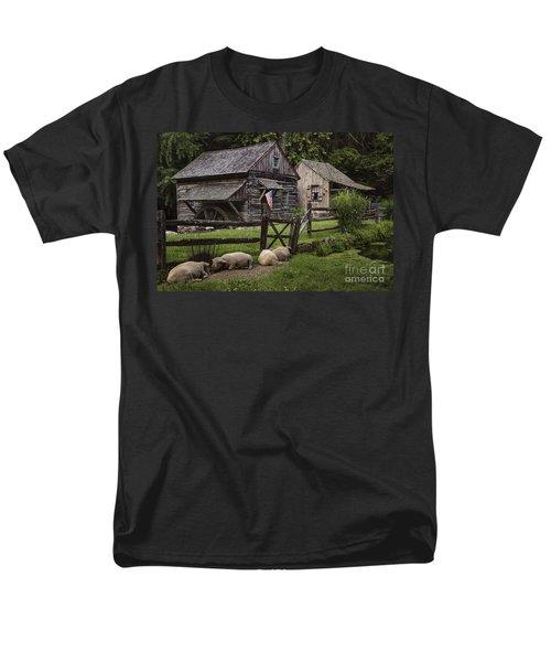 Untitled Cuttalossa Iv Men's T-Shirt  (Regular Fit)