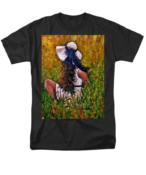 Untold Story.. Men's T-Shirt  (Regular Fit) by Cristina Mihailescu
