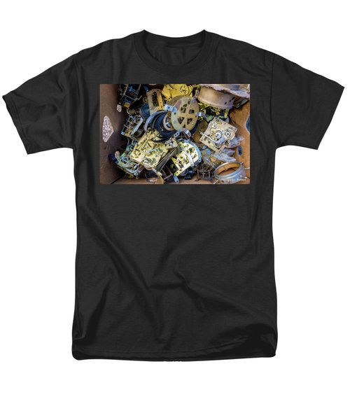 Men's T-Shirt  (Regular Fit) featuring the photograph Unwinding by Christopher Holmes