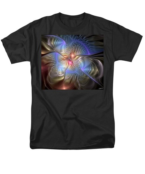 Upon The Wings Of Music Men's T-Shirt  (Regular Fit) by Casey Kotas