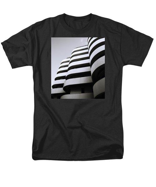 Urban Alienation Men's T-Shirt  (Regular Fit) by Shaun Higson
