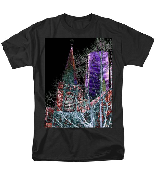 Urban Ministry Men's T-Shirt  (Regular Fit) by Tim Allen