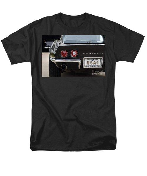 Usa-1 Men's T-Shirt  (Regular Fit) by Dennis Hedberg