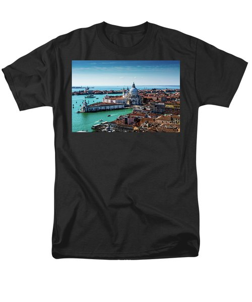 Venice Men's T-Shirt  (Regular Fit) by M G Whittingham