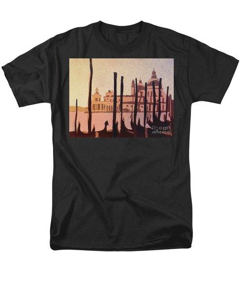 Venice Morning Men's T-Shirt  (Regular Fit) by Ryan Fox