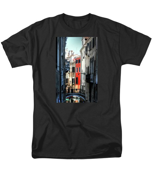 Men's T-Shirt  (Regular Fit) featuring the photograph Venice Xx by Tom Prendergast