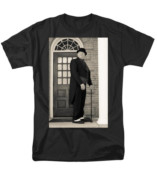 Victorian Dandy Men's T-Shirt  (Regular Fit) by Fran Riley