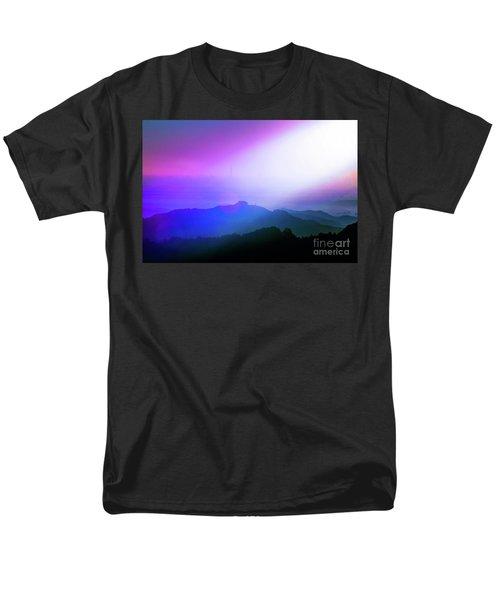 View Point Men's T-Shirt  (Regular Fit) by Tatsuya Atarashi