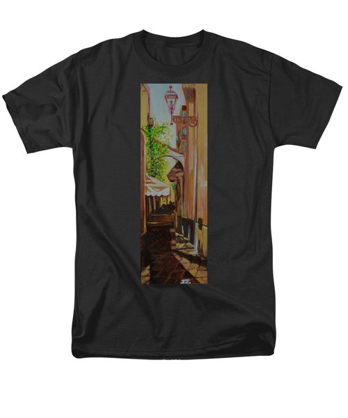 Ville Franche 11 Men's T-Shirt  (Regular Fit) by Julie Todd-Cundiff