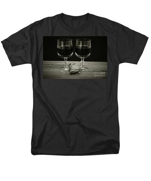Vintage Love  Men's T-Shirt  (Regular Fit) by Ray Shrewsberry