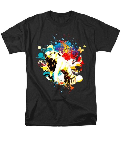 Vixen Subdued Men's T-Shirt  (Regular Fit)