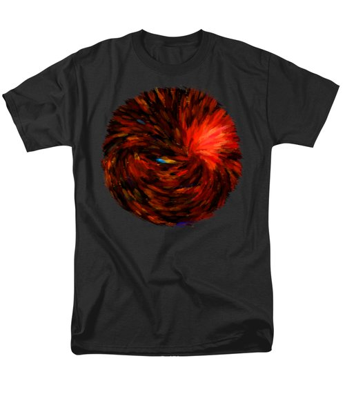 Vortex 2 Men's T-Shirt  (Regular Fit) by John M Bailey
