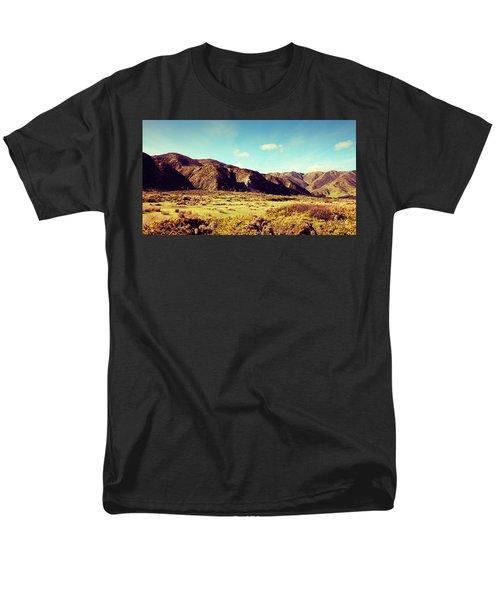 Wainui Hills Men's T-Shirt  (Regular Fit) by Joseph Westrupp