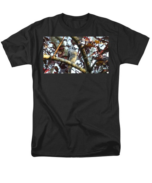 Waiting For Mom Men's T-Shirt  (Regular Fit) by Judy Wanamaker