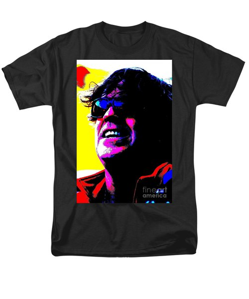Men's T-Shirt  (Regular Fit) featuring the photograph Warhol Robbie by Jesse Ciazza