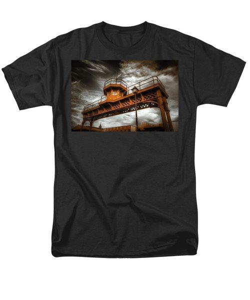 All Along The Watchtower Men's T-Shirt  (Regular Fit) by Wayne Sherriff