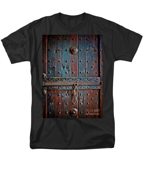 Men's T-Shirt  (Regular Fit) featuring the photograph Weathered by Gina Savage