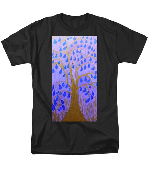 Weeping Tree Men's T-Shirt  (Regular Fit)