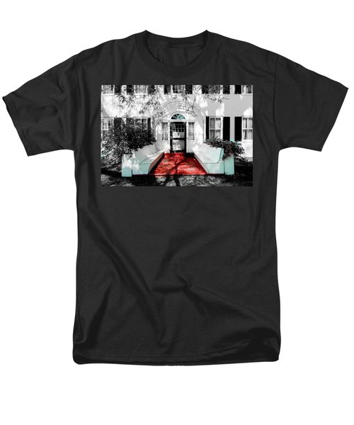 Men's T-Shirt  (Regular Fit) featuring the photograph Welcome by Greg Fortier