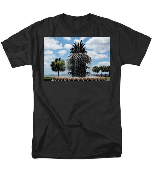 Welcome Y'all Men's T-Shirt  (Regular Fit) by Ed Waldrop