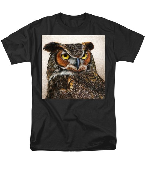 Well...  Men's T-Shirt  (Regular Fit) by Pat Erickson