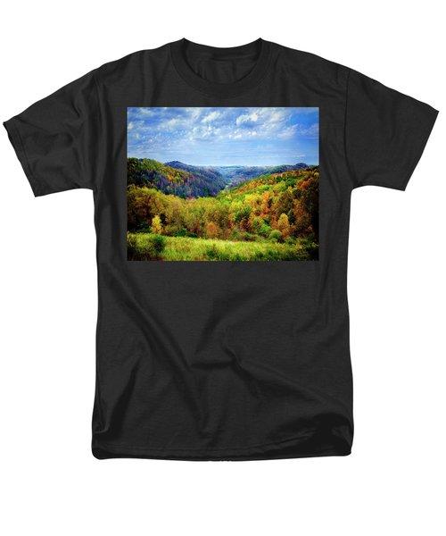 West Virginia Men's T-Shirt  (Regular Fit)