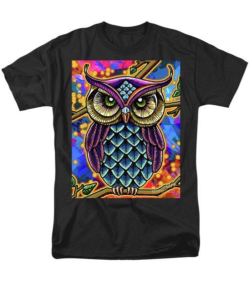 What A Hoot Men's T-Shirt  (Regular Fit) by Maria Arango