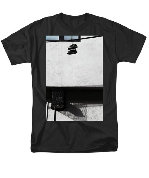 What That For Me  Men's T-Shirt  (Regular Fit) by Empty Wall