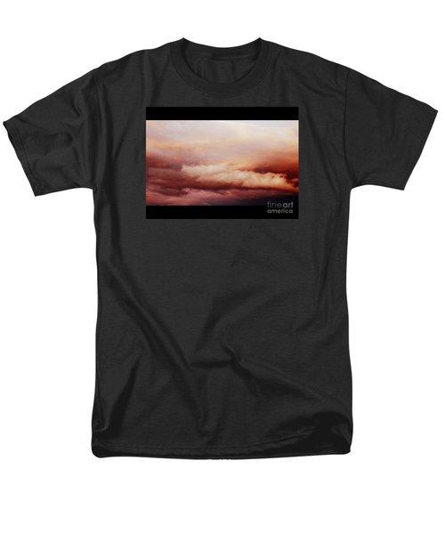 Where Angels Live Men's T-Shirt  (Regular Fit)