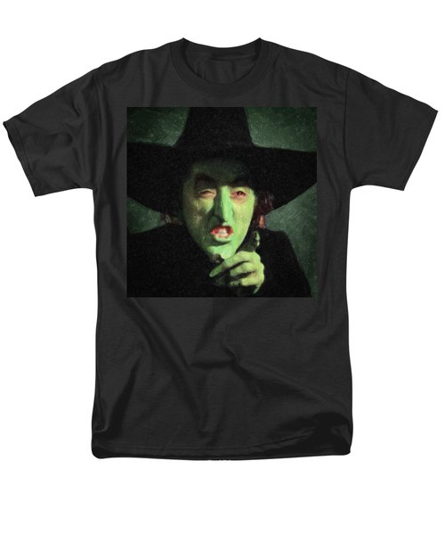 Wicked Witch Of The East Men's T-Shirt  (Regular Fit) by Taylan Apukovska