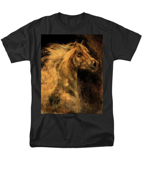Wild And Free Men's T-Shirt  (Regular Fit) by Barbie Batson