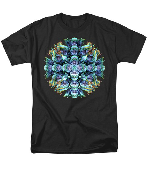Wild Flower Men's T-Shirt  (Regular Fit) by Lyle Hatch