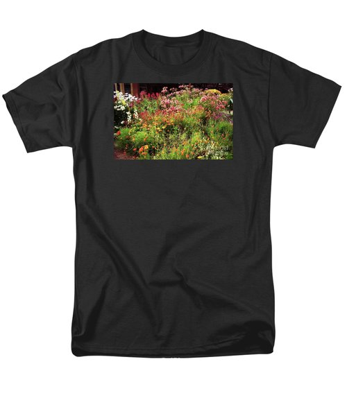 Wild Flowers Men's T-Shirt  (Regular Fit) by Ted Pollard