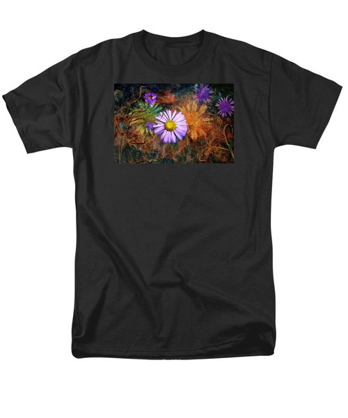 Wildflowers Men's T-Shirt  (Regular Fit) by Ed Hall