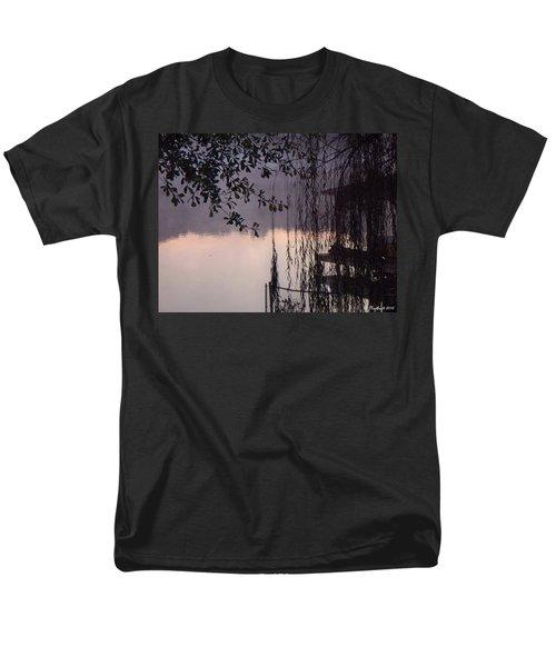 Willow's Dawn Men's T-Shirt  (Regular Fit) by Betty Northcutt