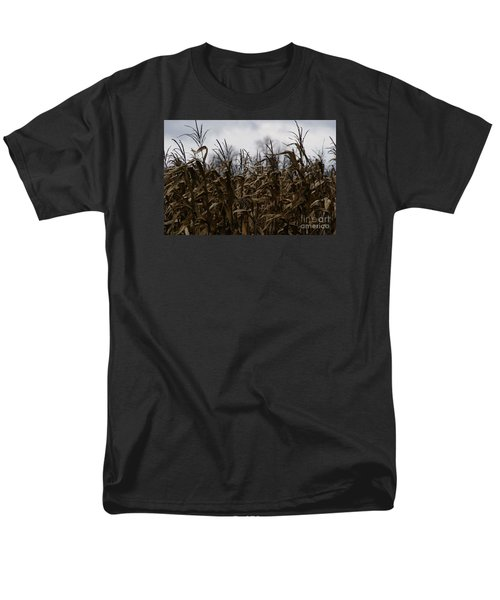 Wind Blown Men's T-Shirt  (Regular Fit) by Linda Shafer