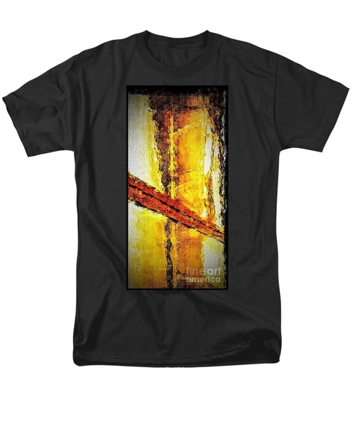 Men's T-Shirt  (Regular Fit) featuring the photograph Window by William Wyckoff
