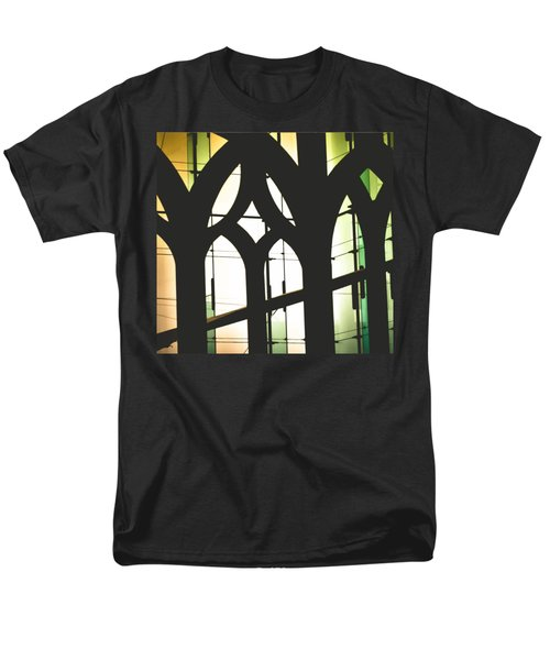 Windows Men's T-Shirt  (Regular Fit) by Melissa Godbout