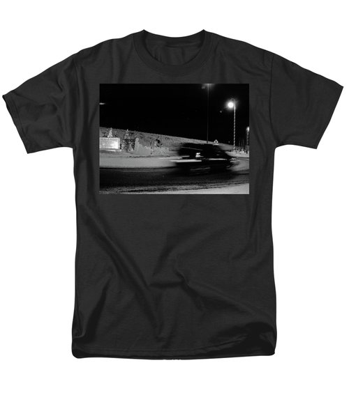 Men's T-Shirt  (Regular Fit) featuring the photograph Winter In North Pole by Tara Lynn