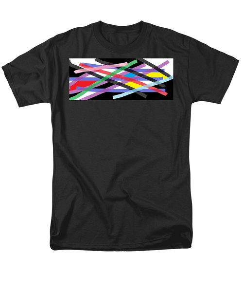 Wish - 44 Men's T-Shirt  (Regular Fit) by Mirfarhad Moghimi