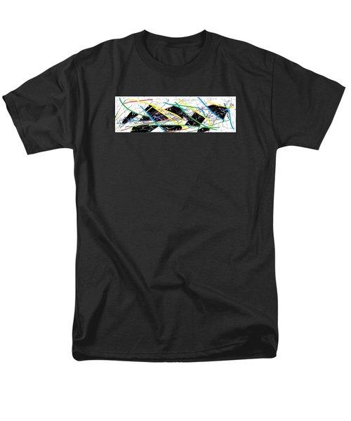 Wish - 58 Men's T-Shirt  (Regular Fit) by Mirfarhad Moghimi